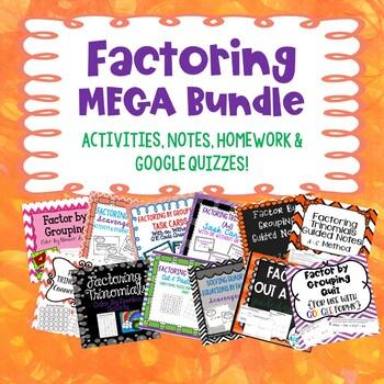 Factoring Mega Bundle