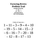 Factoring Problem Trail
