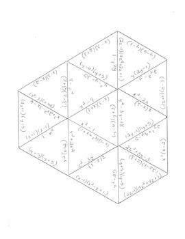 Factoring Puzzle