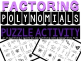 Factoring Puzzle (all methods)