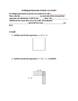 Factoring Quadratic Function Notes