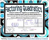Factoring Quadratics Guided Notes for Algebra