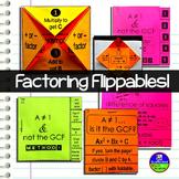 Factoring Quadratics Flippables