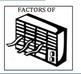 Factoring Quadratics (trinomials) ax2+bx+c