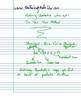 Factoring Quadratics when a > 1 Tic Tac Toe Method