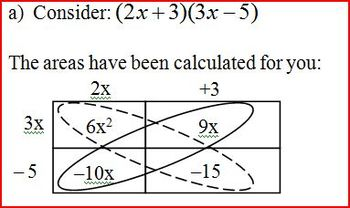 Factoring Review Day 2 for Geometry Students Spring 2013 (Editable)