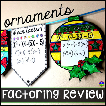 Factoring Review Pennant