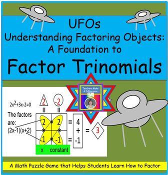 Factoring   {factoring}   {factoring quadratics}