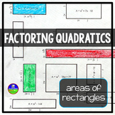 Factoring Quadratics Activity - factoring trinomials