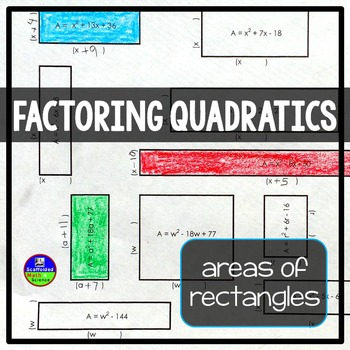 Factoring Trinomial Quadratics Activity