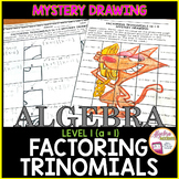 Factoring Trinomials (a = 1) Mystery Drawing