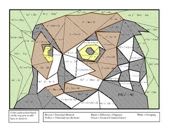 Factoring Types Owl Puzzle