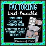 Factoring Unit Bundle