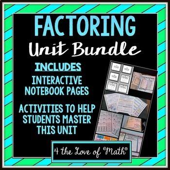 Factoring Unit Bundle