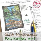 Factoring a=1