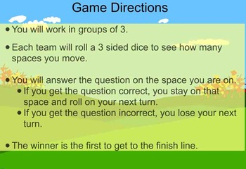 Factoring trinomials when a > 1 with a GCF review game