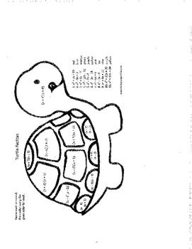 Factoring trinomials worksheet by Calahan's Math Store | TpT