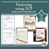Factoring using GCF, Greatest Common Factor, Algebra, Inte