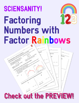 Factoring with Factor Rainbows