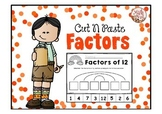"""Factors and Multiples """"Finding Factor Pairs"""""""