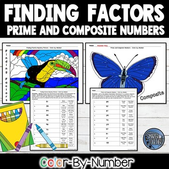 Finding Factors to Identify Composite and Prime Numbers