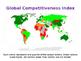 Factors Influencing International Competitiveness - UK & W