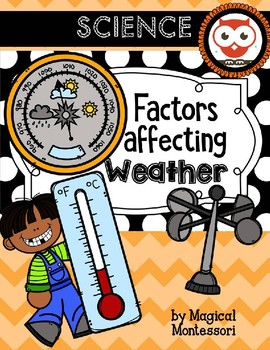 Factors Influencing Weather