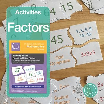 Factors Matching Activity