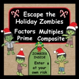 Factors, Multiples, Prime and Composite Numbers - A Holida