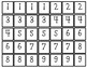 Factors/Multiples/Prime or Composite for Numbers 1 – 100 &