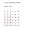 Factors & Multiples Puzzle