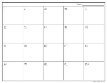 Factors & Multiples Task Cards - (4.OA.B.4)
