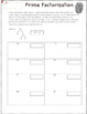 Factors, Multiples, and Divisibility
