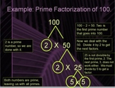 Factors, Multiples, and Fraction Concepts Pack