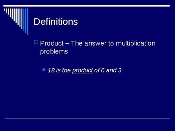 Factors PowerPoint