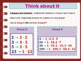 Factors, Prime Numbers and Composite Numbers