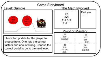 Math: Factors - STEM Apply Math to an Authentic Problem