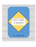 Factors, Zeroes & Quadratics