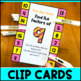 Factors and Multiples Activities - Clip Cards Bundle