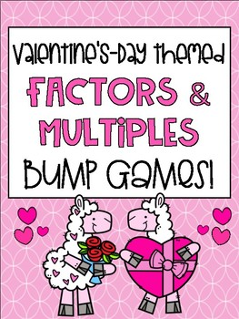 Factors and Multiples BUMP Game