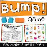 Factors and Multiples Bump