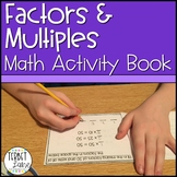 Factors and Multiples Activities Distance Learning