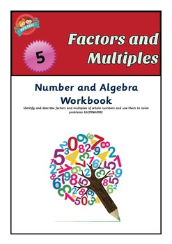 Factors and Multiples Number Workbook incl. Lowest and Gre