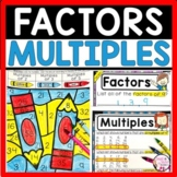 Factors and Multiples | 4th Grade Math | Multiplication Wo