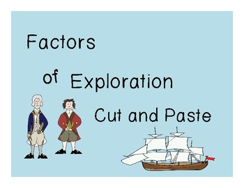 Factors of Exploration