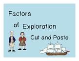 Factors of Exploration