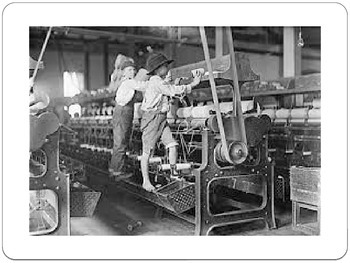 Factory Conditions and Labor Unions in the Industrial Revolution Notes