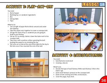 Factory Lesson Plan