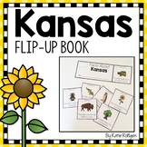 Kansas Flip-Up Book {Kansas Day Activity}