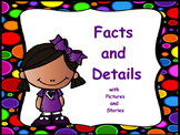 Facts & Details: PowerPoint, Worksheets, and Anchor Chart